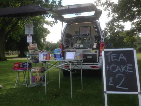 coffee-van-conversion-DFSK1-at-event