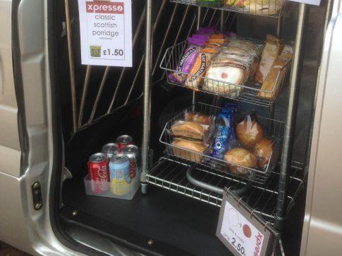 coffee-van-conversion-DFSK1-food-service-area