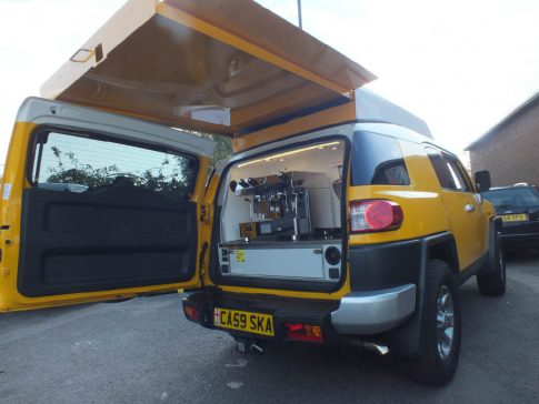 coffee-van-conversion-FJ-Cruiser-converted