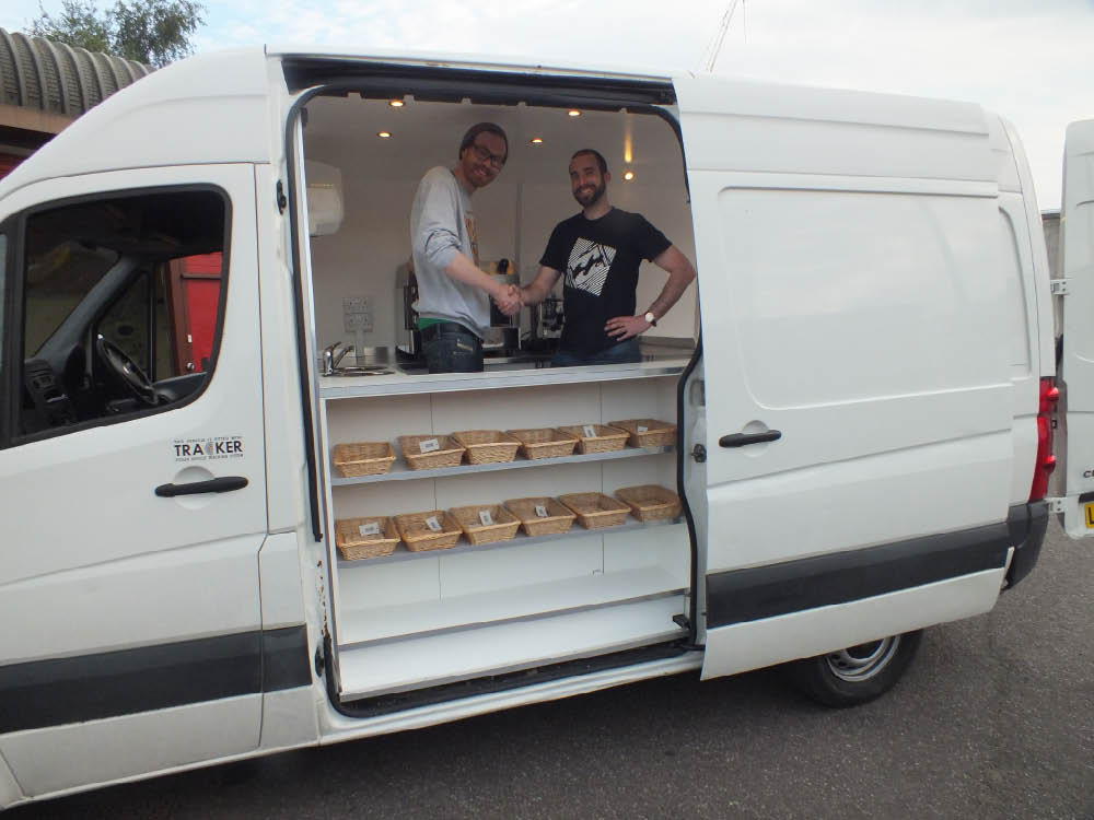 Coffee Van Conversion | Really Awesome Coffee