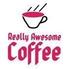 Really Awesome Coffee Logo