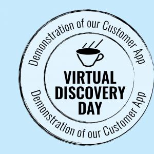 Customer App Discovery Day logo